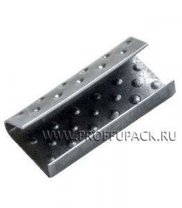 Скрепа для ленты полипропиленовой 13 мм, (по 1000 шт.)