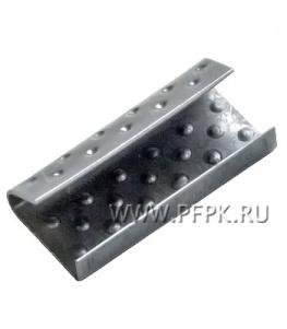 Скрепа для ленты полипропиленовой 13 мм, (по 1000 шт.) ПП-13
