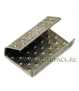 Скрепа для ленты полипропиленовой 16 мм, (по 1000 шт.) РР-16