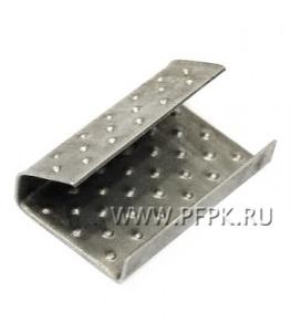 Скрепа для ленты полипропиленовой 16 мм, (по 1000 шт.) ПП-16