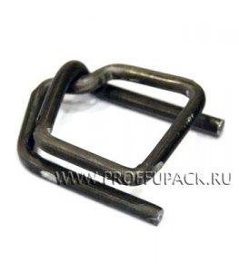 Пряжка проволочная 19мм (для упаковочной ленты) PR-19