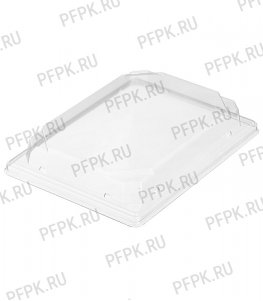 Емкость С-19 К (Т) прозрачная КОМУС (крышка к емкости С-19 черная)