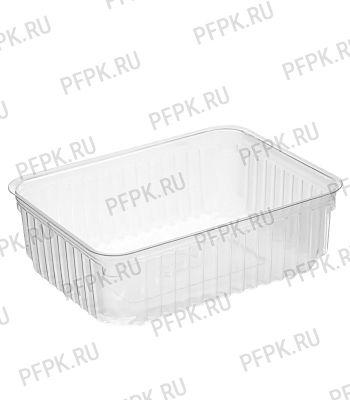 Емкость КМ-950 (Т) прозрачная КОМУС (без крышки)