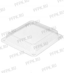 Емкость ИП-209/1 крышка (прозрачная) ПЭТ