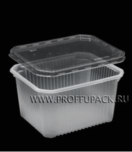 Емкость КМ-020 натуральная КОМУС (без крышки)