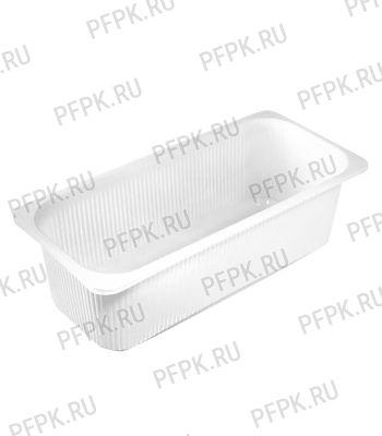 Емкость ПК-1138 (дно) Белая ПЭТ