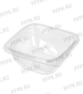 Емкость СП-1212 500мл СтП ПЭТ прозр. (без крышки)