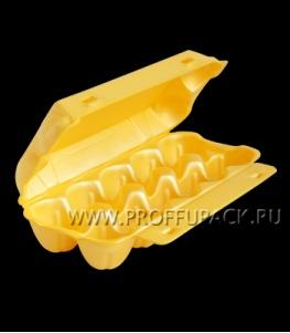 Емкость Я-10 (на 10 куриных яиц) ВПС UE-10 Эконом И (Желтая)