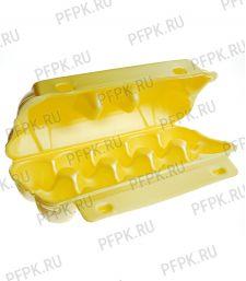 Емкость Я-10 (на 10 куриных яиц) ВПС Желтая