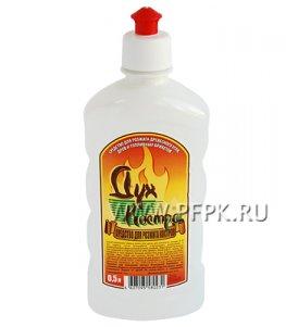 Жидкость для розжига 0,5л ДУХ КОСТРА