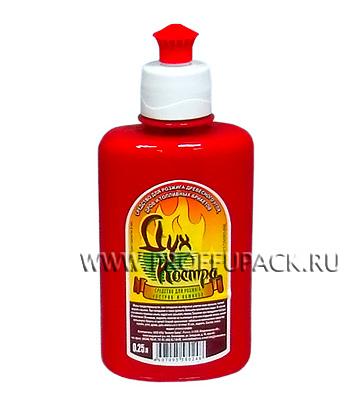 Жидкость для розжига 0,25л ДУХ КОСТРА