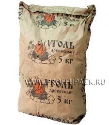 Уголь древесный 5 кг