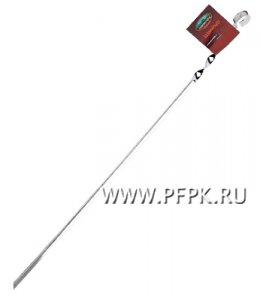 Шампур профильный 600х10х1,5мм ПИКНИЧОК (401-608)