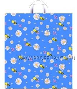 ДЕТСКИЙ 36х40+3 (37мкм) ПНД, ТИКО Пчелки