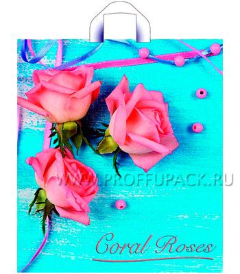 ДЖУЛЬЕТТА 38х42+3 (37мкм) ПНД, ТИКО Коралловые розы