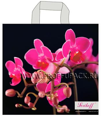 АССОРТИ 37х34+3 (95мкм) ПВД, SERIKOFF Орхидея премиум