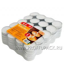 Свечи чайные в гильзах (уп. 100 шт.) PATERRA (401-560)