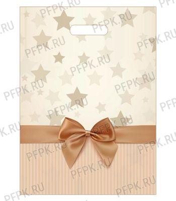 ТРИУМФ, вырубная ручка, 31х40+3 (60мкм) ламинат, ТИКО Звезды в подарок