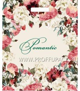 БРОНЗ, вырубная ручка, 38х45+3 (60мкм) ГЛЯНЕЦ, ТИКО Благородные цветы