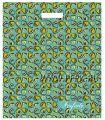 ПЕРФЕКТО, вырубная ручка, 42х48+3 (90мкм) ПВД, ТИКО Шингл