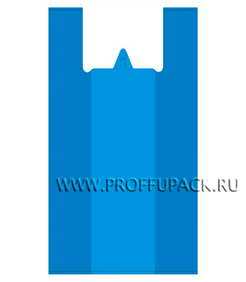 Майка 24+12х43 цветная Синяя П-72