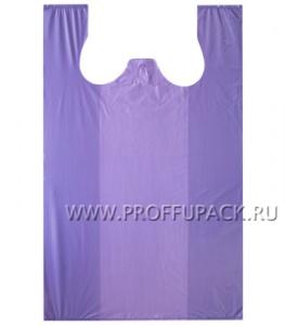 Майка 29+17х50 цветная Фиолетовая