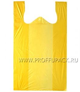 Майка 29+17х50 цветная Желтая