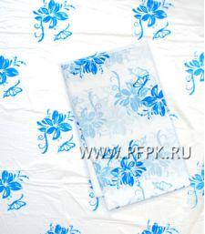 Скатерть 110х220 с рисунком ПНД Полевые цветы