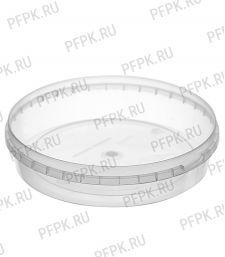 Банка ПП 0,26л (без крышки) Прозрачная; 100 шт