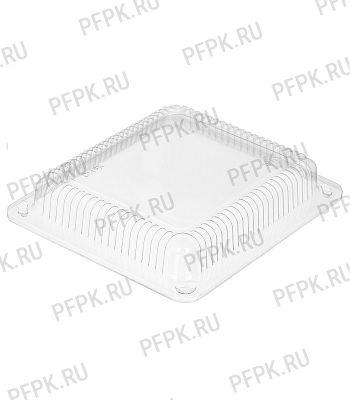 Емкость С-18 К (Т) прозрачная КОМУС (крышка к емкости С-18 черная)