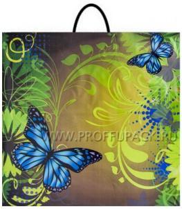 Пакет с пласт.руч. ФОТОПЕЧАТЬ 35х38 (100 мкм) РП. Бабочки МКН-035