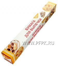 Бумага для выпечки 30см*6м в футляре Liga Pack