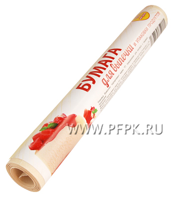 Бумага для выпечки 30см*10м Liga Pack