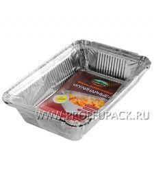 Формы алюминиевые КУЛИНАРНЫЕ (2 шт) ПИКНИЧОК (401-390); 20 упак