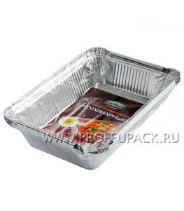Формы алюминиевые КУЛИНАРНЫЕ (4 шт) ПИКНИЧОК (401-391)
