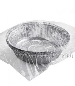 Формы алюминиевые круглые 0,77л (уп. 5 шт.) ГОРНИЦА (402-711)