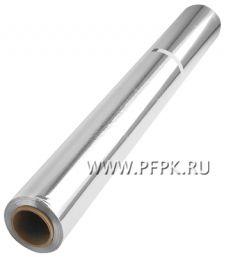 Фольга алюминиевая 440мм*100м (9мкм) СТАНДАРТ ЭКОНОМ