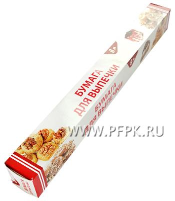 Бумага для выпечки 38см*8м в футляре Liga Pack