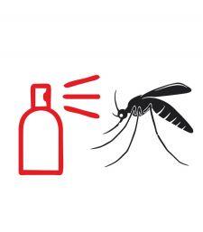 Аэрозоли и спреи от насекомых