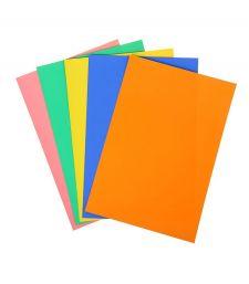 Бумага (картон) цветной