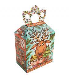 Подарочные новогодние коробки
