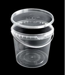 Пластиковые пищевые ведра