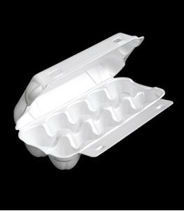 Упаковка для яиц - лотки, контейнеры, кассеты