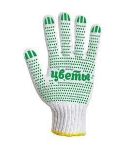 Фирменные перчатки с логотипом