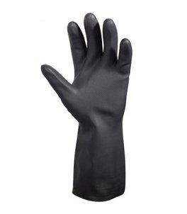 Защитные перчатки КЩС (кислото-щелоче-стойкие)