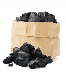 Уголь древесный, розжиг, веер