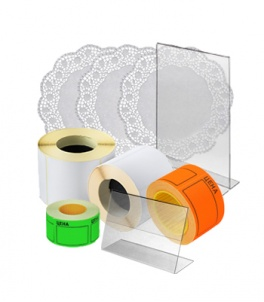 Расходные материалы для магазинов и производств