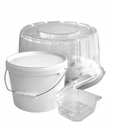 Пластиковая пищевая тара