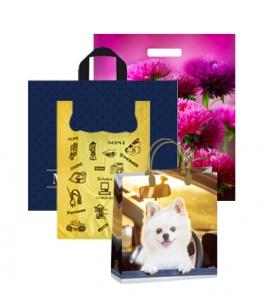 Полиэтиленовые пакеты, сумки