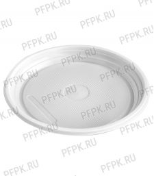 Тарелка 1-секционная D205 ТР-20 Люкс [100/2000]